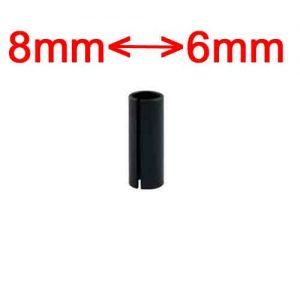 adaptateur défonceuse 6mm